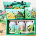 【無藏】全客製化茶葉禮盒:參山國家風景區【參山好茶道】茶葉禮盒