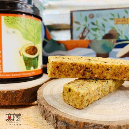 茶食光光系列—炭焙烏龍起酥餅